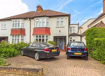Thumbnail 5 bed property to rent in Nelson Road, New Malden