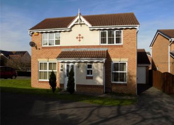 Thumbnail 3 bed detached house for sale in Meadow Gardens, Heanor, Derbyshire