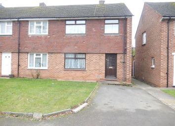 Thumbnail 3 bedroom end terrace house for sale in 7 Langley Croft, Tile Hill, Coventry
