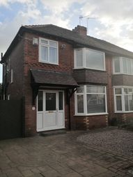 Thumbnail 3 bed semi-detached house to rent in Roslyn Rd, Davenport