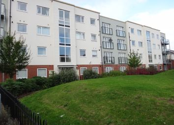 Thumbnail 2 bed flat to rent in Onyx Crescent, Leicester