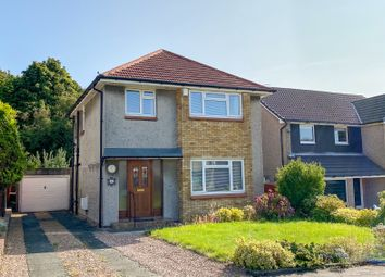 Thumbnail 3 bed detached house for sale in Dalmahoy Crescent, Kirkcaldy