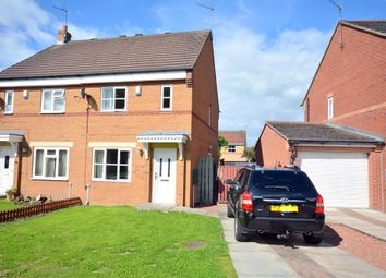 Thumbnail 3 bed town house to rent in Old Hall Farm Road, St. Helen Auckland, Bishop Auckland