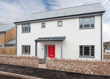 Thumbnail 4 bedroom detached house for sale in Paignton Road, Stoke Gabriel, Totnes