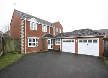 Thumbnail 4 bedroom detached house for sale in Countryman Way, Markfield