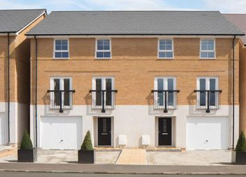 """Thumbnail 4 bed end terrace house for sale in """"Colnbrook"""" at Langley Road, Langley, Slough"""