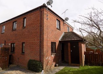 Thumbnail 1 bed semi-detached house to rent in Duchy Close, Dorchester