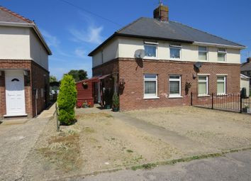 Thumbnail 3 bed semi-detached house for sale in Goodfellows Road, Spalding