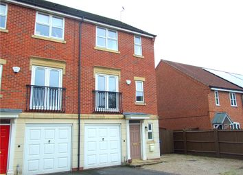 Thumbnail 3 bed end terrace house for sale in Crystal Close, Mickleover, Derby