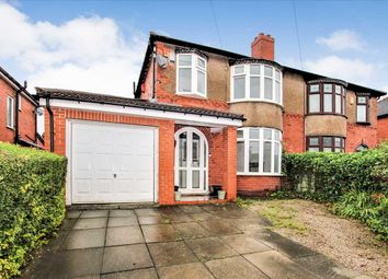 Thumbnail 3 bed semi-detached house for sale in Cornwall Avenue, Over Hulton, Bolton