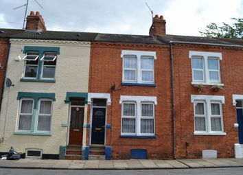 Thumbnail 2 bed terraced house for sale in Leslie Road, Semilong, Northampton