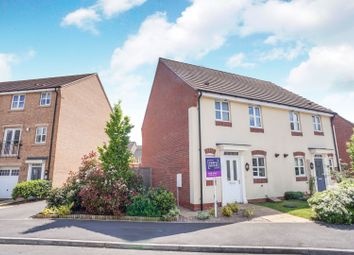 3 bed semi-detached house for sale in Deansleigh, Lincoln LN1