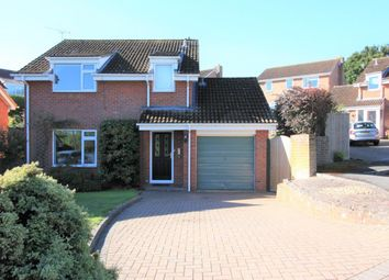 Thumbnail 4 bed detached house for sale in Priory Green, Highworth