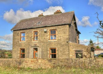Thumbnail 6 bed detached house for sale in Grange House, Hardsough Lane, Edenfield, Bury