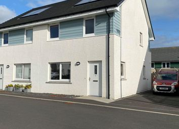 Thumbnail 4 bed semi-detached house for sale in 5 Gold Drive, Kirkwall, Orkney
