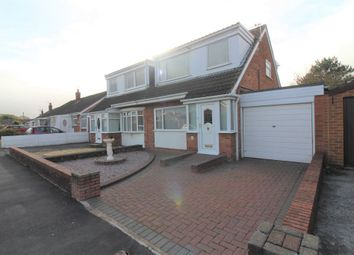 Thumbnail 2 bed semi-detached house for sale in Ambleside Avenue, Knott End On Sea