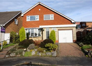 Thumbnail 3 bedroom detached house for sale in Haypits Close, West Bromwich