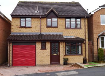 Thumbnail 4 bedroom detached house for sale in Chalmondley Drive, Melton Mowbray