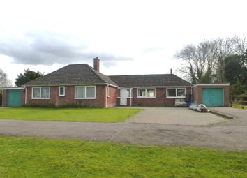 Thumbnail 3 bed detached bungalow for sale in Stone Lane, Meldreth, Royston