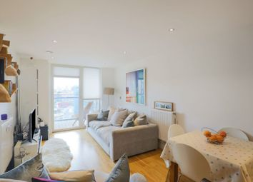 Thumbnail 2 bed flat for sale in 8 Wood Wharf, Greenwich