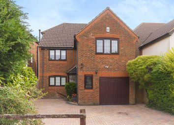 Thumbnail 4 bed detached house for sale in Parish Piece, Holmer Green, High Wycombe