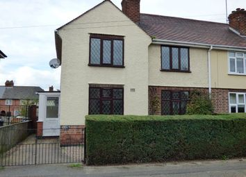 Thumbnail 3 bed semi-detached house to rent in Edward Street, Stapleford, Nottingham