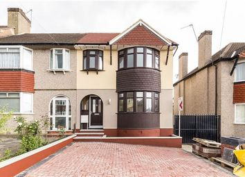Thumbnail 5 bedroom end terrace house for sale in Thurleston Avenue, Morden, Surrey