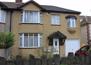 Thumbnail 4 bed semi-detached house for sale in Kellaway Avenue, Westbury Park, Bristol
