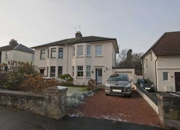 Thumbnail 3 bedroom semi-detached house for sale in 13 Victoria Street, Alloa, Clackmannanshire 2Dz, UK