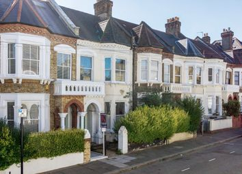 Thumbnail 4 bed terraced house for sale in Craster Road, London, London
