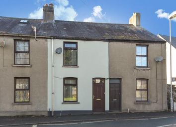 Thumbnail 3 bedroom terraced house for sale in St Johns Terrace, Brecon Powys LD3,