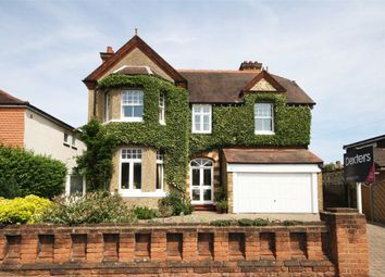 Thumbnail 4 bed detached house for sale in Percy Road, Hampton