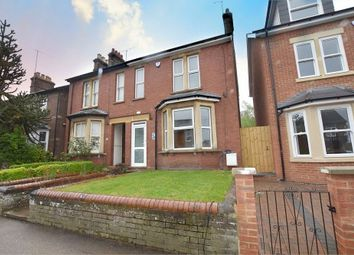 Thumbnail 3 bed end terrace house for sale in Broad Street, Chesham, Buckinghamshire