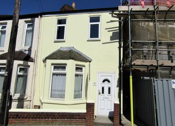 Thumbnail 3 bedroom terraced house to rent in Anns Hill Road, Gosport