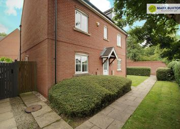 Thumbnail 4 bed detached house for sale in Uttoxeter Road, Blythe Bridge