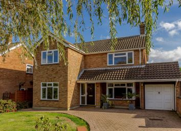 Thumbnail 4 bed detached house for sale in Hornbeam Close, Tile Kiln, Chelmsford