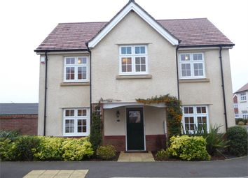 Thumbnail 4 bed detached house for sale in Heol Trothy, Caldicot