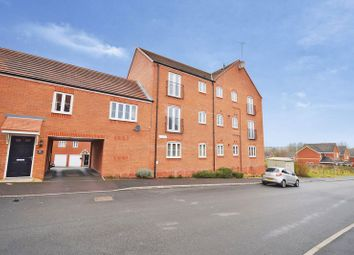 Thumbnail 2 bed flat for sale in Burtree Drive, Norton, Stoke-On-Trent