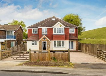 Thumbnail 5 bed detached house to rent in Hurst Road, West Molesey, Surrey