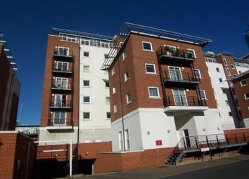 Thumbnail 2 bed flat to rent in Brecon House, The Canalside, Portsmouth