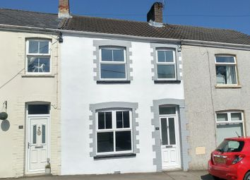 Thumbnail 3 bed terraced house for sale in Garth Place, Rudry, Caerphilly