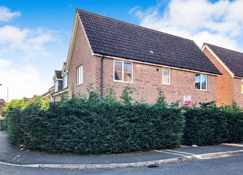 Thumbnail 4 bed detached house for sale in Coriander Road, Downham Market