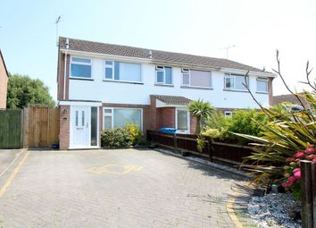 Thumbnail 3 bedroom end terrace house for sale in Border Road, Poole