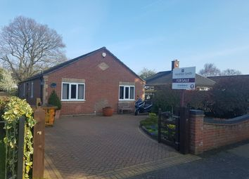 Thumbnail 3 bedroom detached bungalow for sale in King Edward Road, Leiston