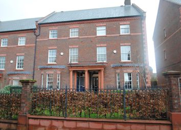 Thumbnail 4 bed property to rent in Pewterspear Green Road, Appleton, Warrington.