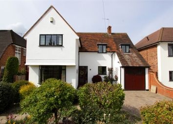Thumbnail 4 bedroom detached house for sale in Devereux Drive, Watford