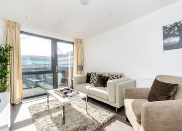 Thumbnail 2 bed flat to rent in Pinnacle Tower, Fulton Road, Wembley