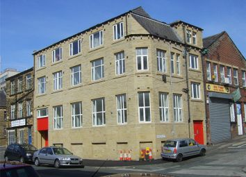 Thumbnail 2 bed flat to rent in Paradise Street, Bradford, West Yorkshire