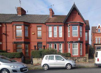 Thumbnail 3 bed flat to rent in Rake Lane, Wallasey, Wirral
