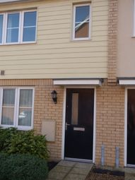 Thumbnail 2 bed terraced house to rent in Leyland Road, Dunstable